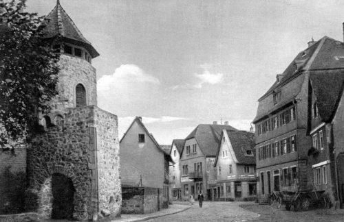 Rinnentor 1960