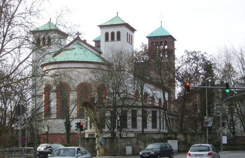 Kath. Kirche St Georg 2009