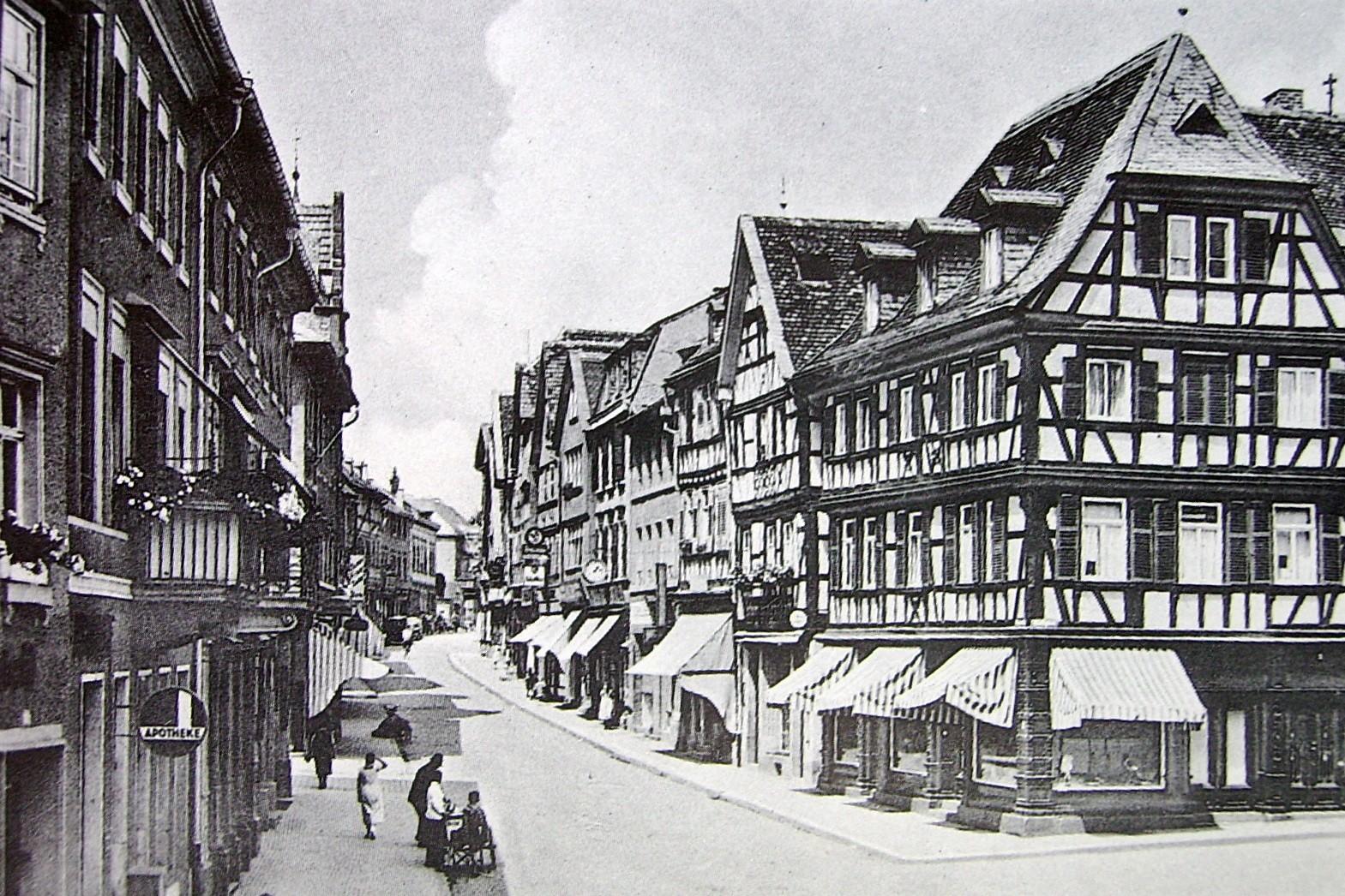 Hauptstraße 1930