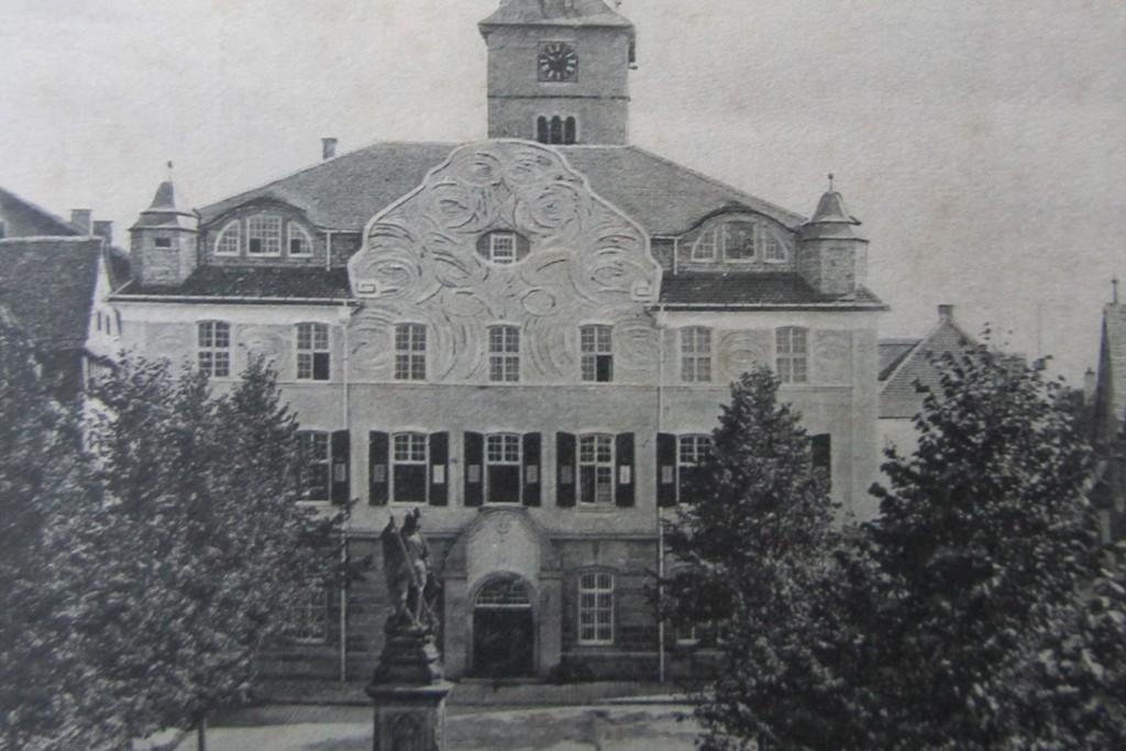 Marktplatz 1905