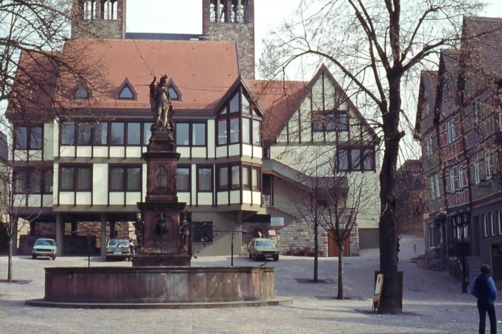 Marktplatz 1980