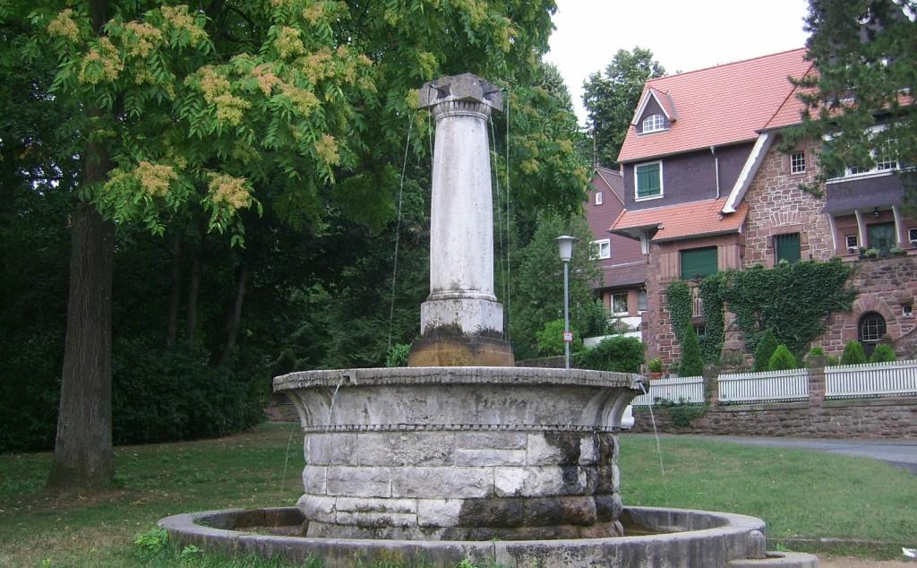 Bismarckplatz, Haus Metzendorf 2008